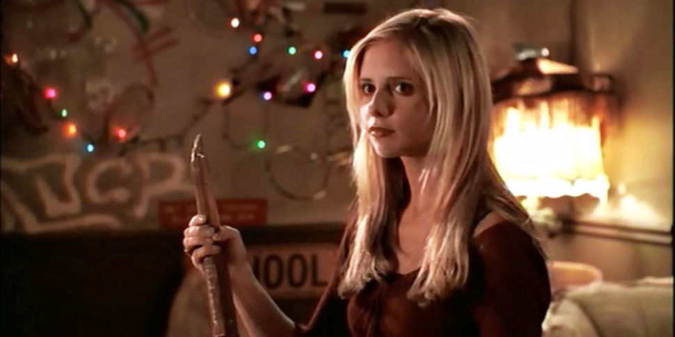 Buffy the Vampire Slayer Reboot