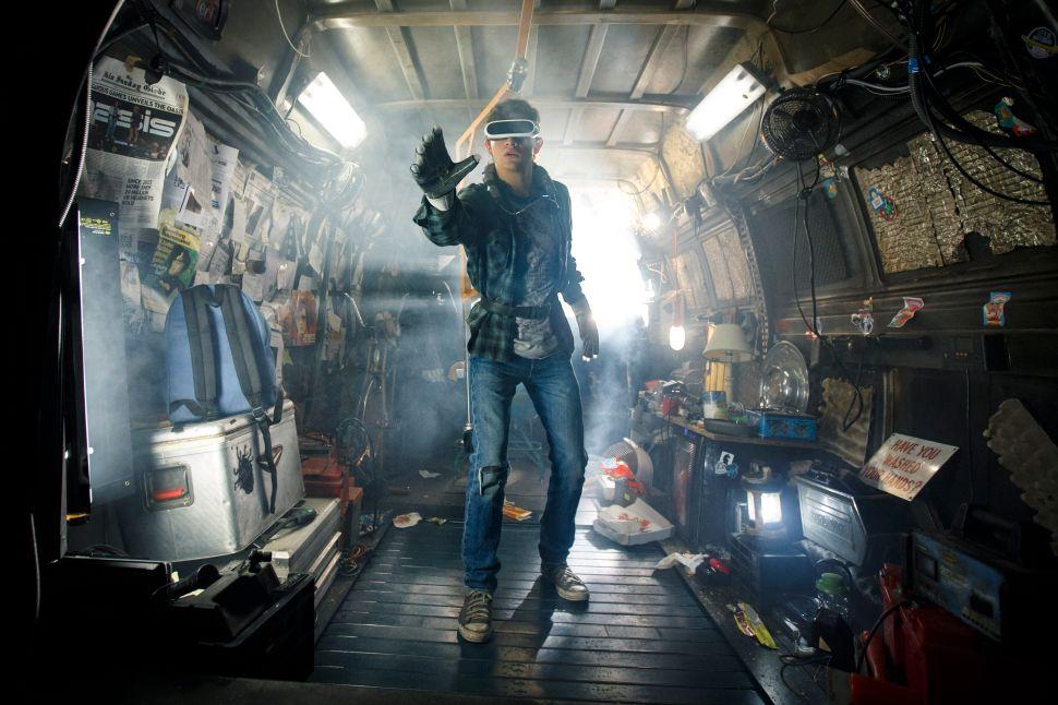 READY PLAYER ONE Box Office Steven Spielberg