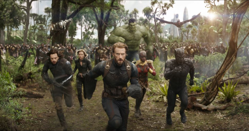 Kevin Feige 'Avengers: Infinity War' 'Black Panther' 'X-Men'