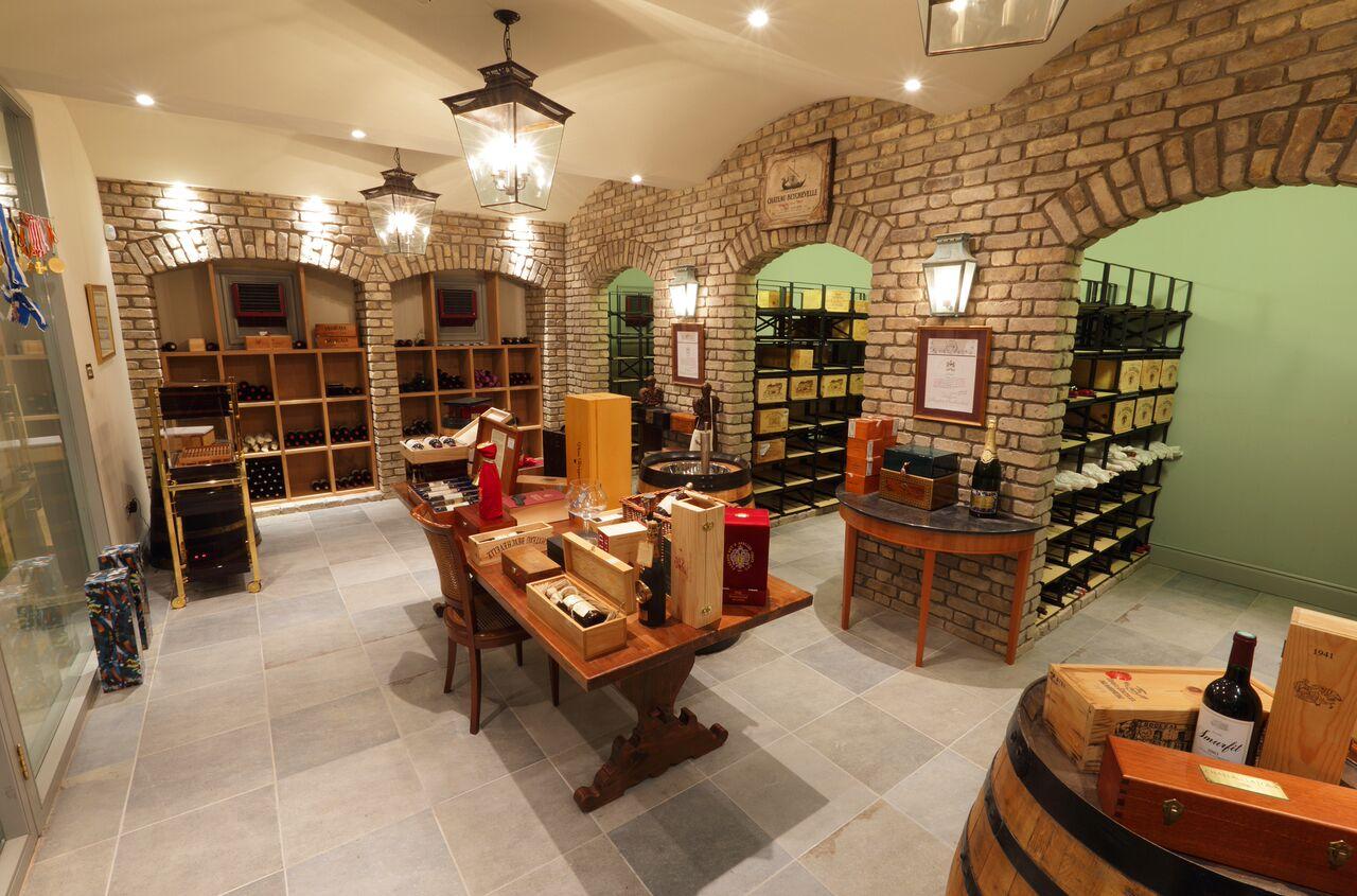 ireland wine cellar