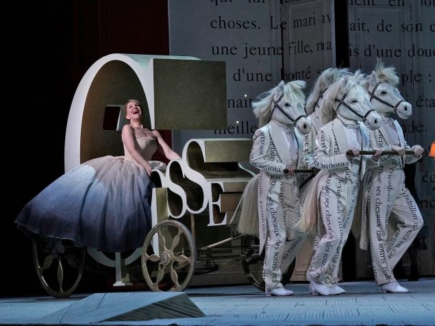 Joyce DiDonato's Cinderella is having a ball in the Met's 'Cendrillon'.