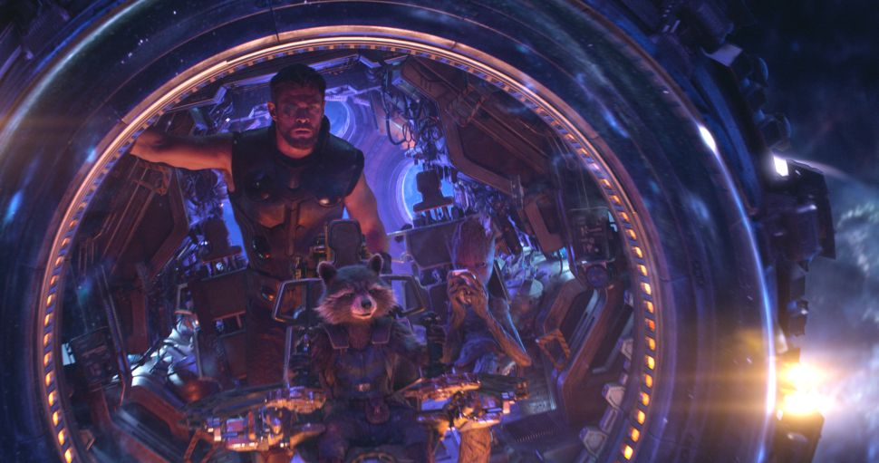 Avengers: Infinity War Box Office Records