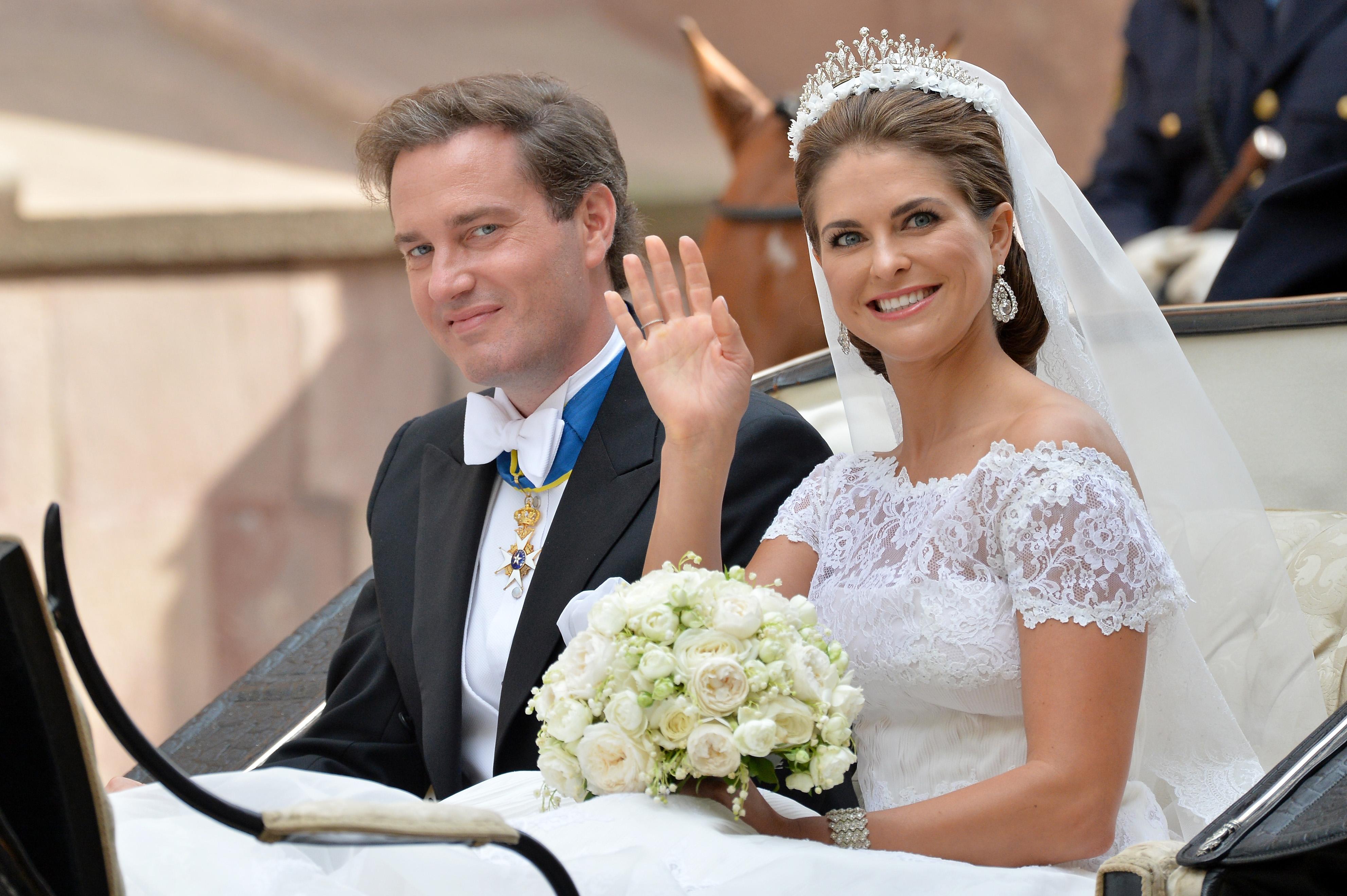 royal wedding sweden