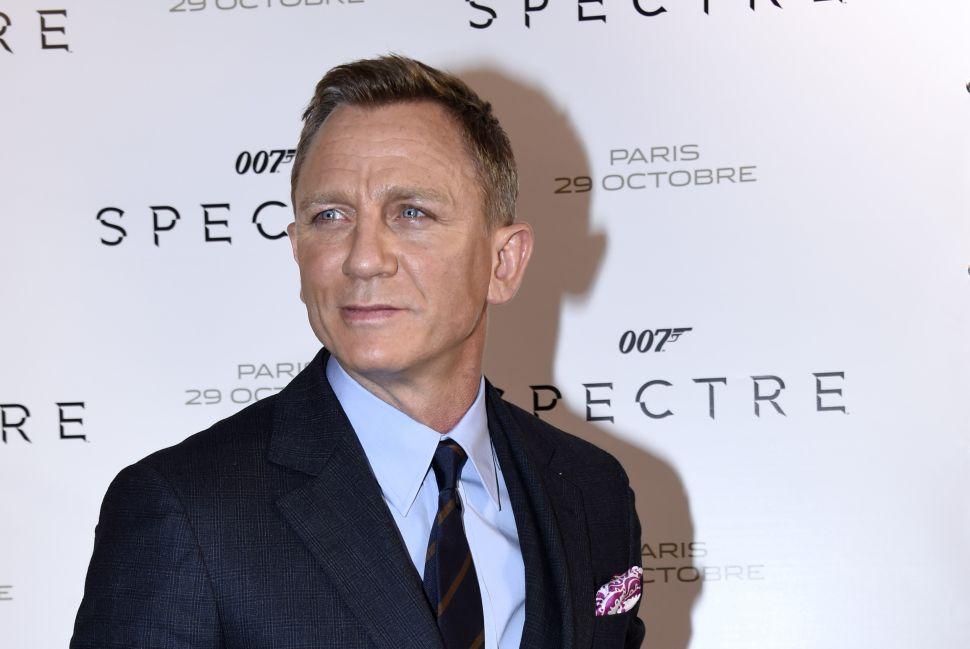 Daniel Craig Bond 25 Danny Boyle