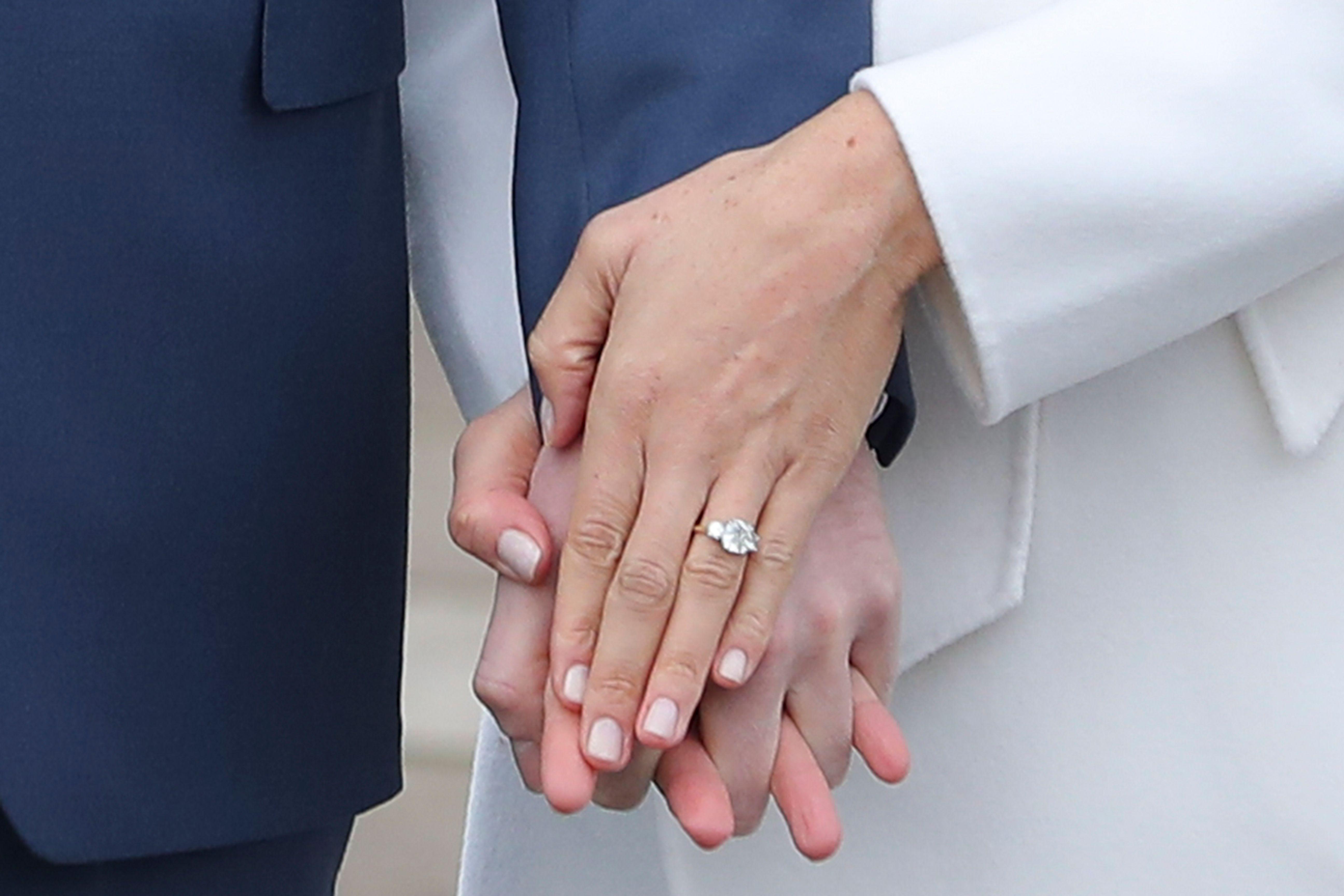meghan markle ring