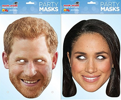prince harry face mask