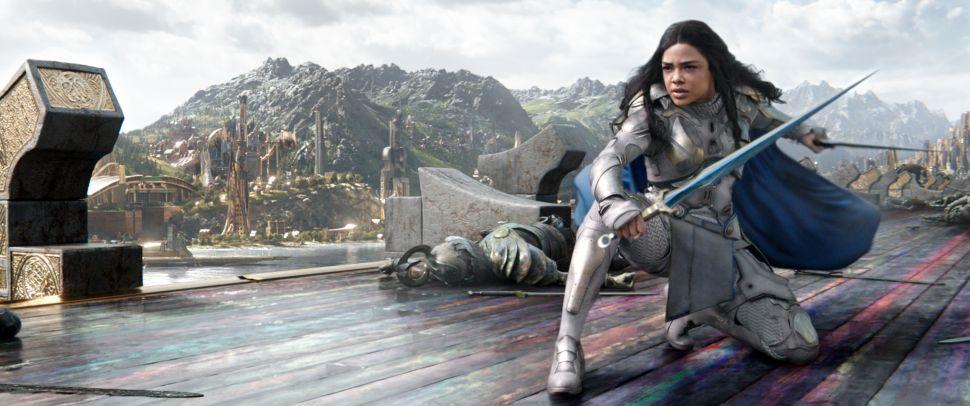 Marvel Rumors Tessa Thompson