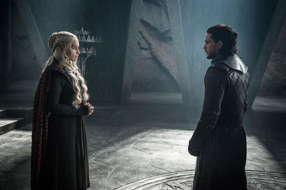 Game of Thrones Spoilers Season 8