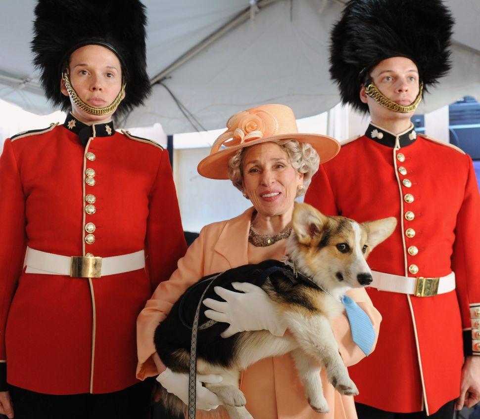 royal family corgis
