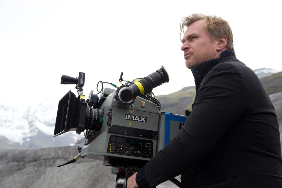 Christopher Nolan Next Movie Tenet Spoilers