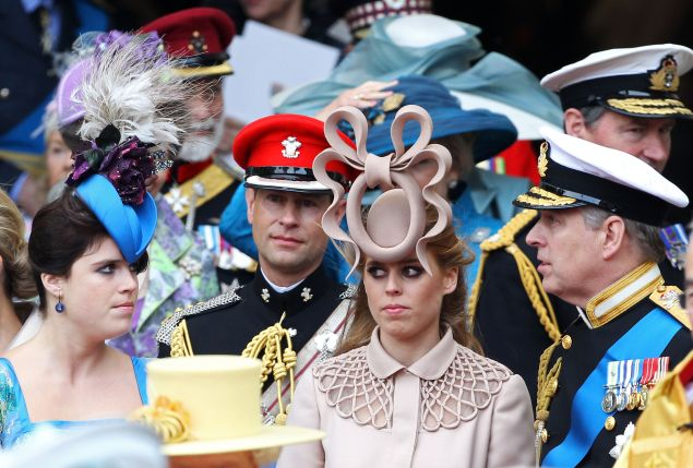 princess eugenie hat collection