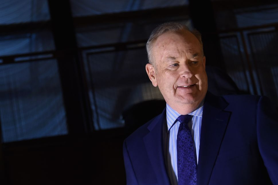 Bill O'Reilly Newsmax TV