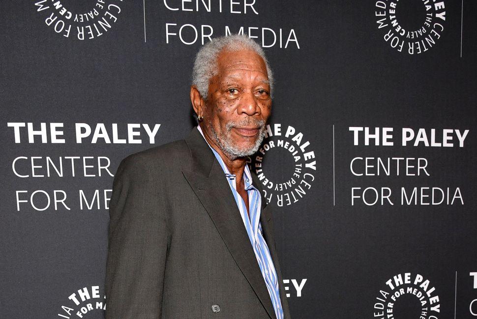 Morgan Freeman Sexual Harassment