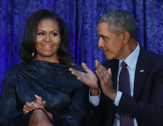 Barack And Michelle Obama Netflix