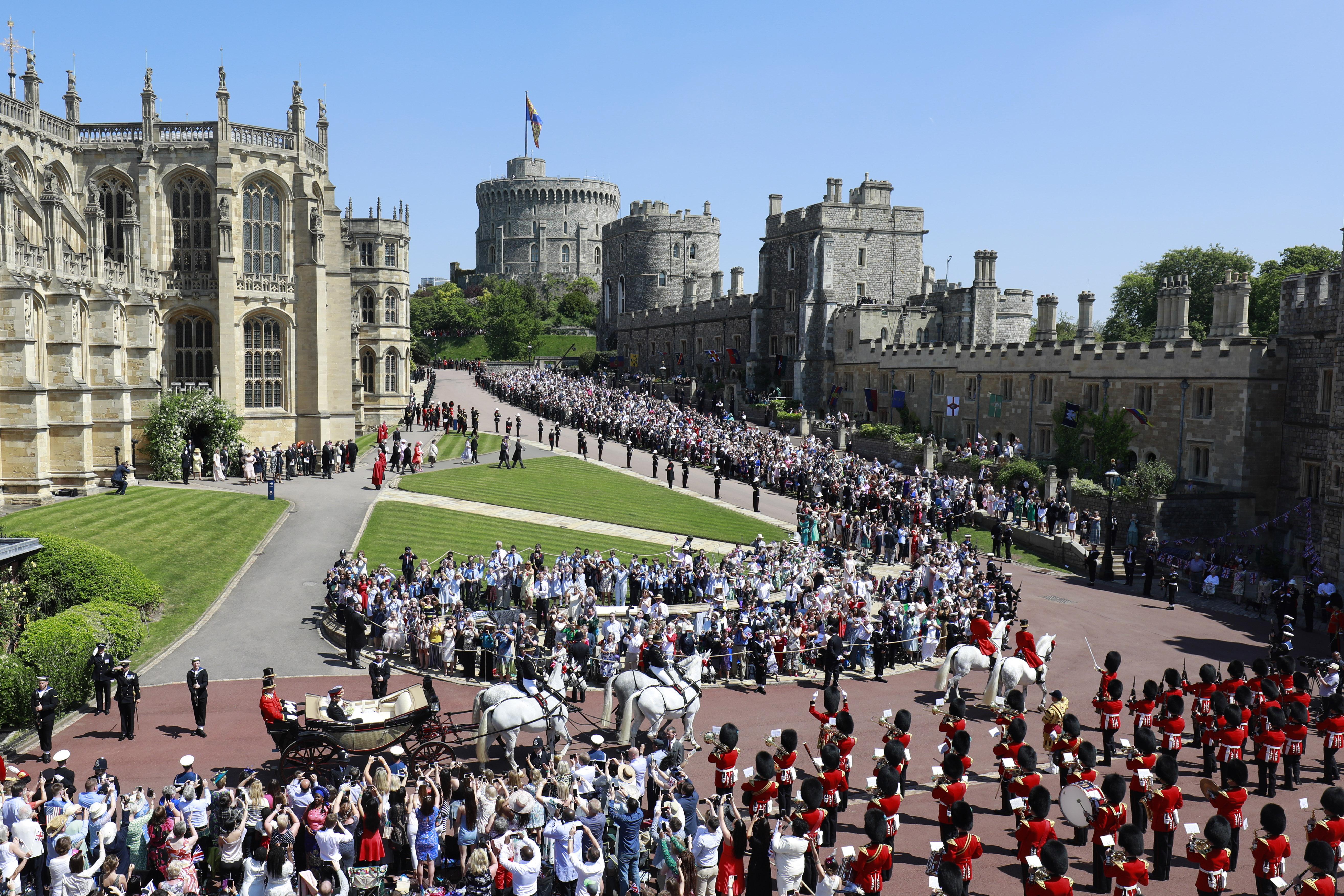 royal wedding gossip