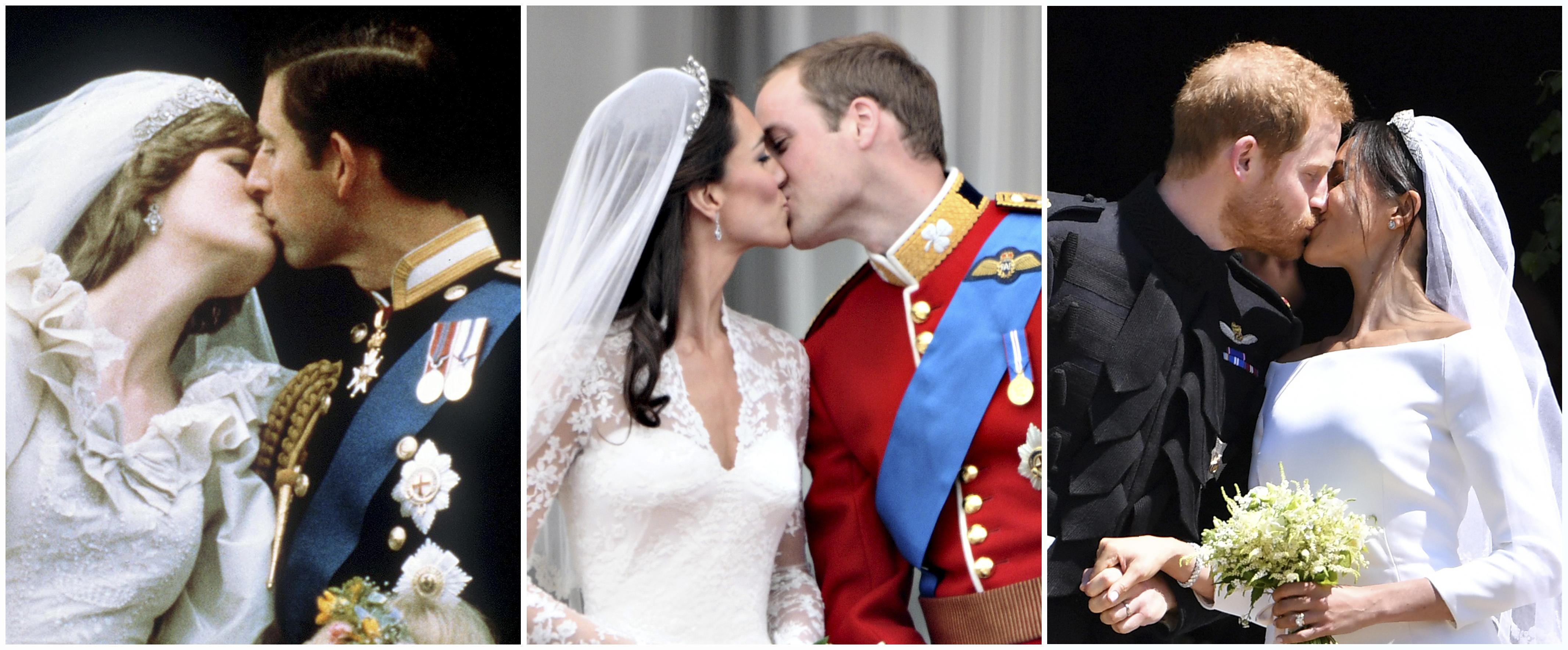 most popular royal weddings