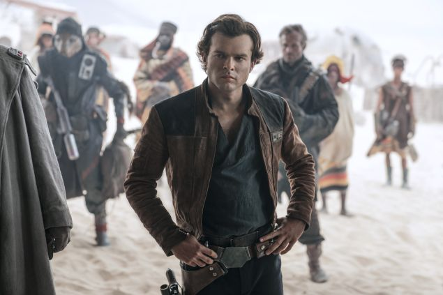 Solo: A Star Wars Story Bof Office Budget