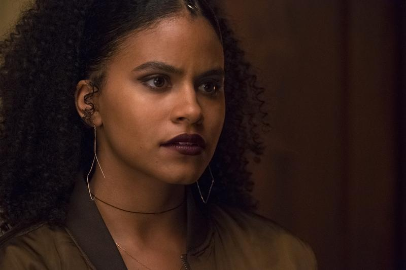 Zazie Beetz Deadpool 2 Atlanta
