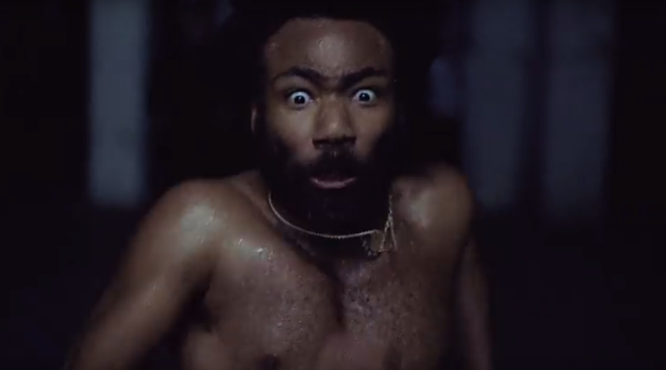 Watch This is America Donald Glover