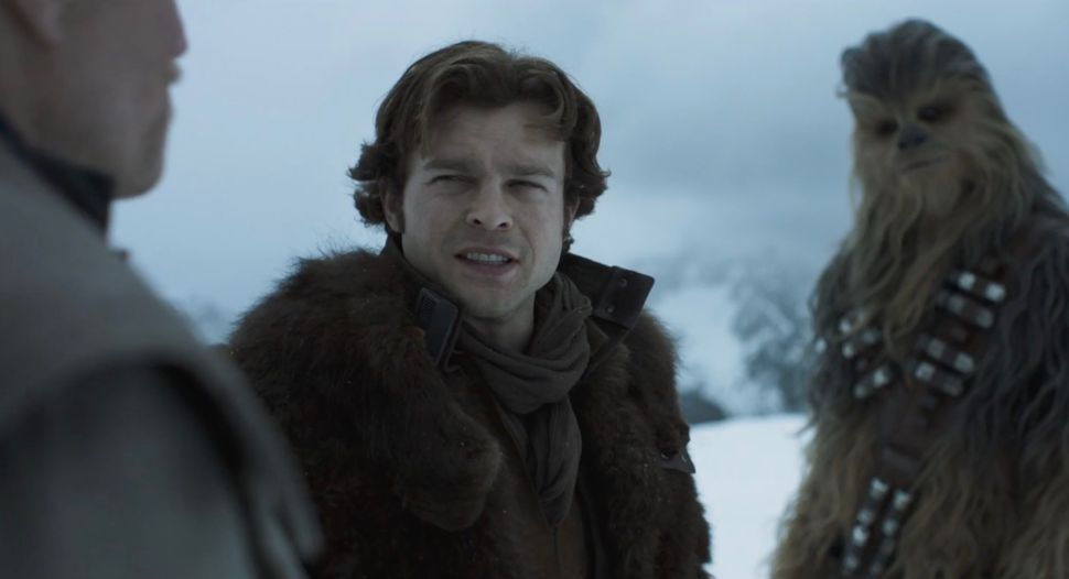 Solo: A Star Wars Story Spoilers