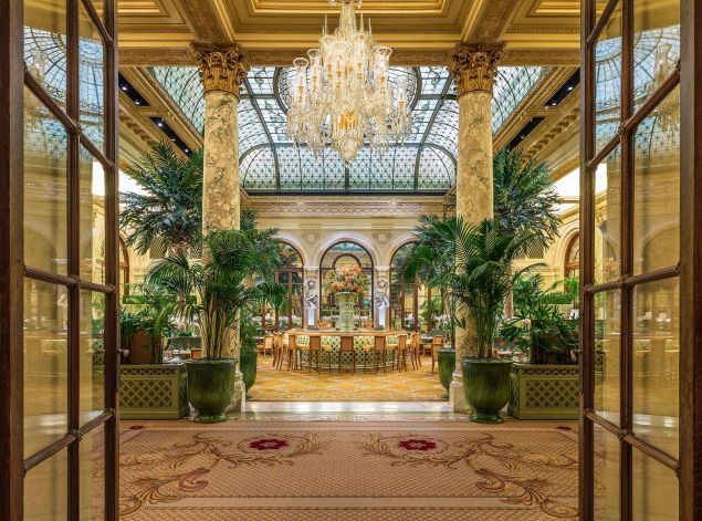 the plaza hotel new york city events