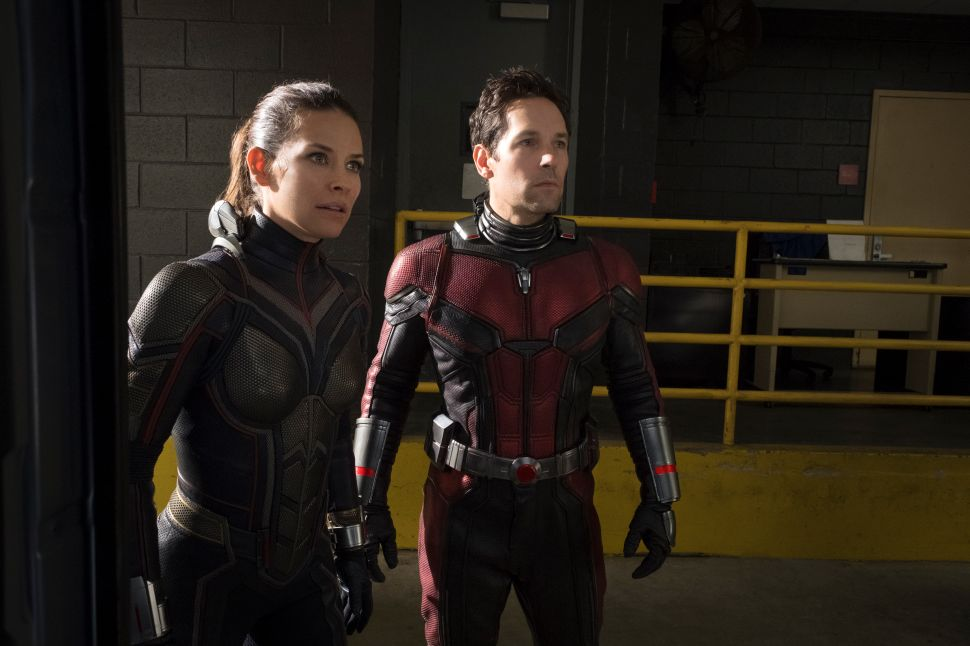 Ant-Man and the Wasp Marvel Avengers