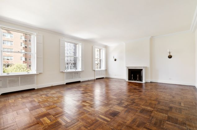 Katie Couric sold her Park Avenue apartment in New York