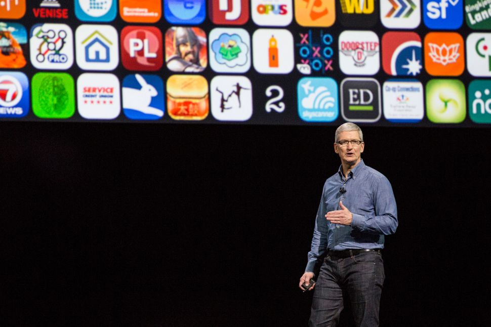 Apple CEO Tim Cook talks about ScreenTime.