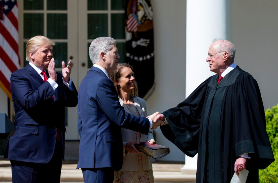 Who Will Donald Trump Pick to Replace Justice Anthony Kennedy on the Supreme Court?