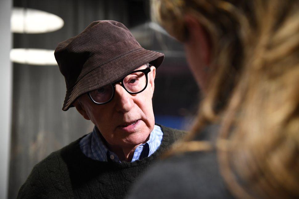 Woody Allen Me Too Movement