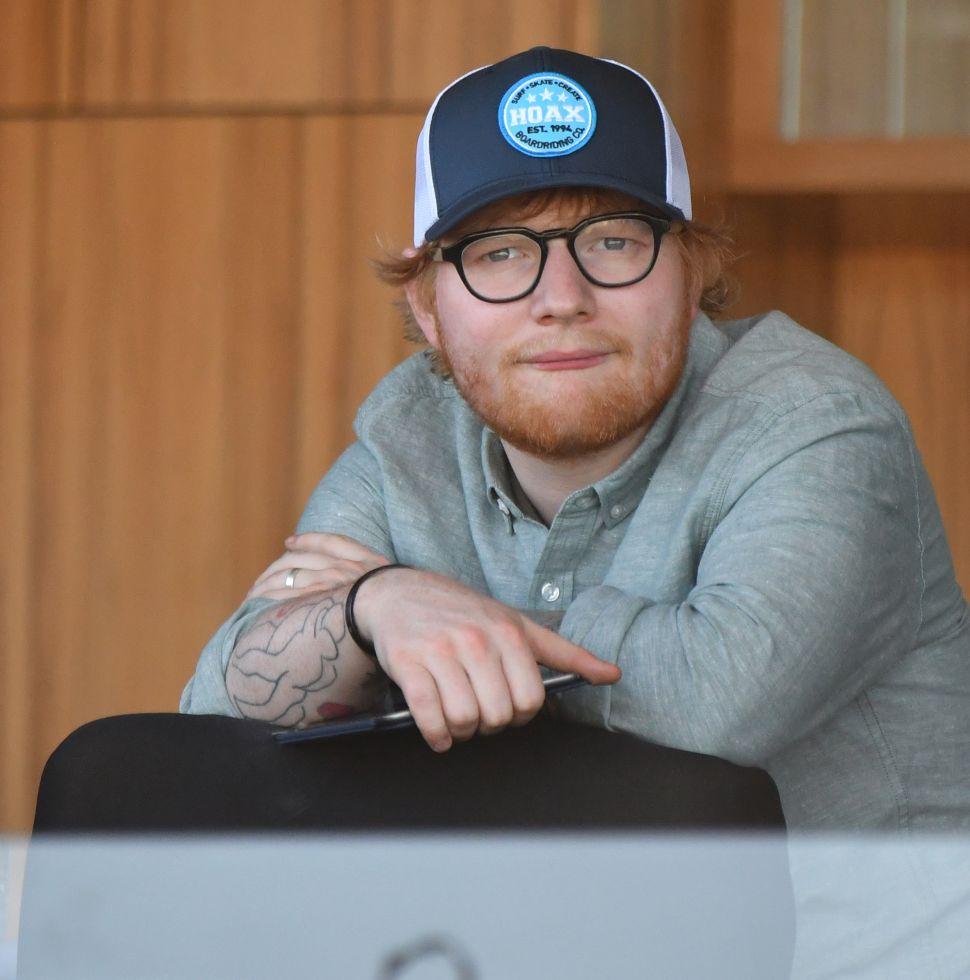 Ed Sheeran Lawsuit