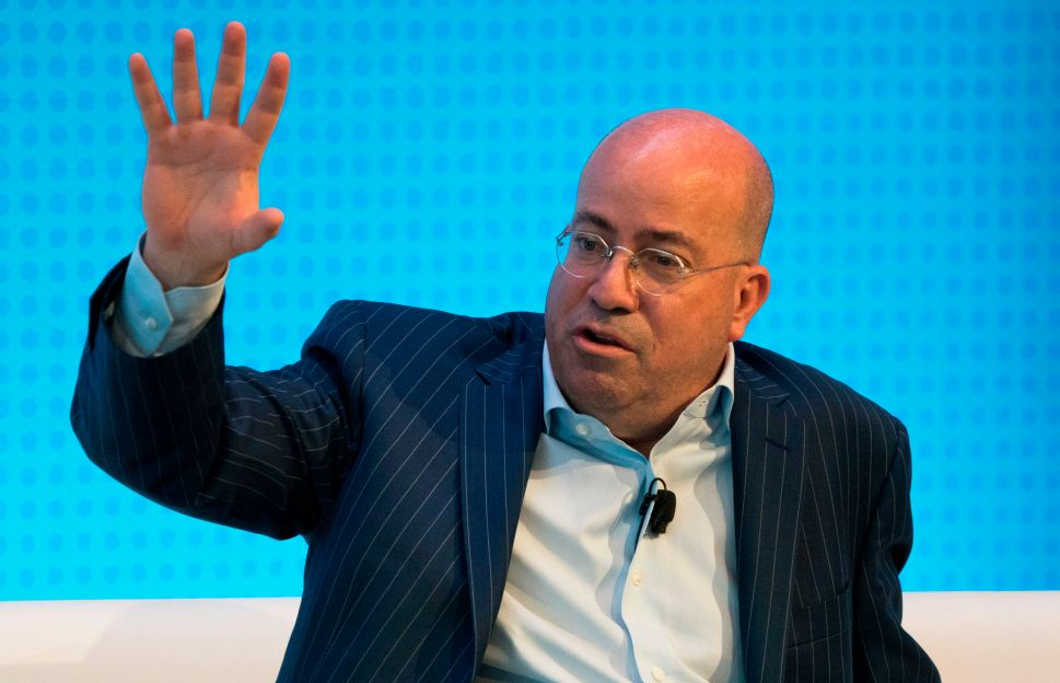 Jeff Zucker CNN TV Ratings