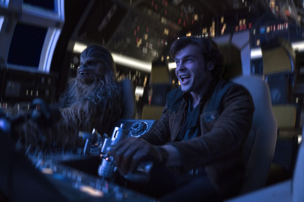 Solo: A Star Wars Story Box Office Budget