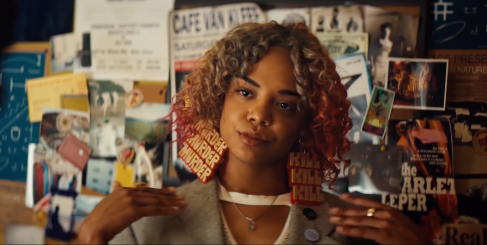 Sorry to Bother You Review Tessa Thompson