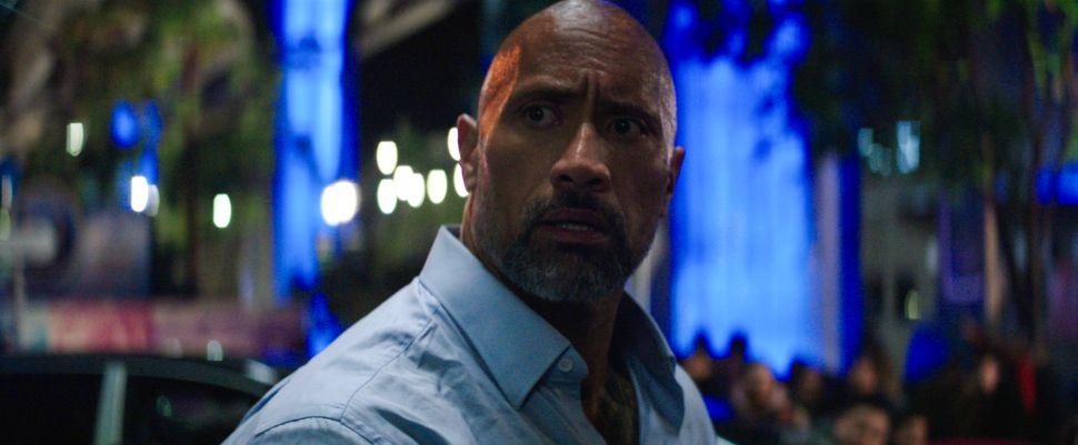 Dwayne Johnson Salary Box Office