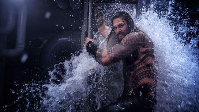 Aquaman Trailer San Diego Comic Con