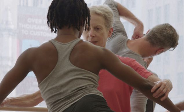 A still from If the Dancer Dances.
