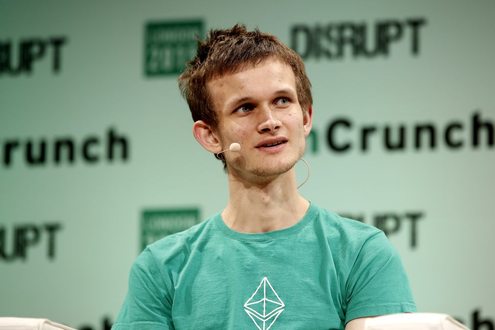 Vitalik Buterin co-founded Ethereum in 2015 at the age of 21.