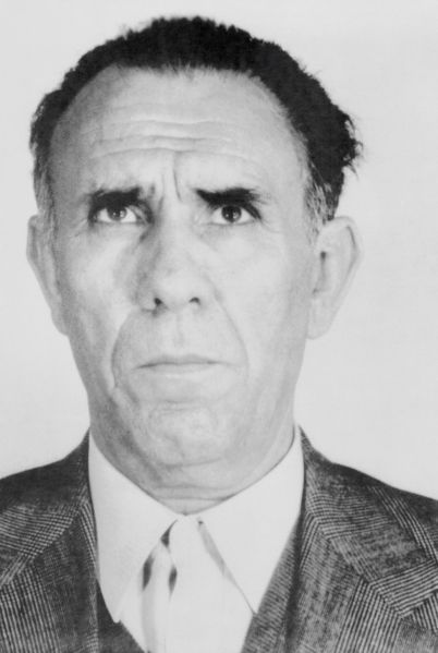 Gaetano Badalamenti, a reputed Mafia chieftain described as one of the FBI's most-wanted drug traffickers.