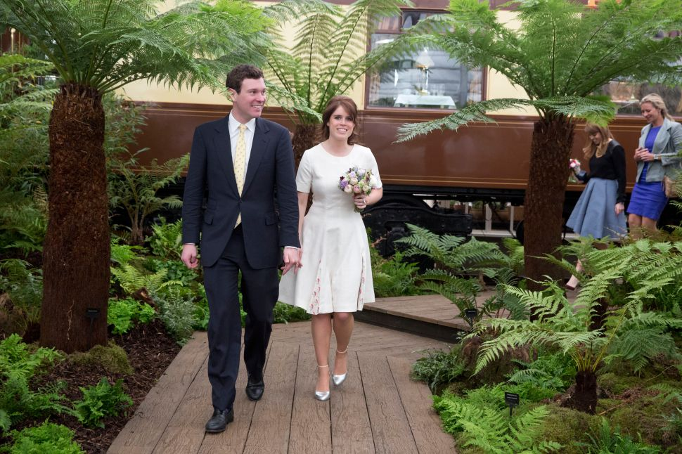Princess Eugenie and Jack Brooksbank will celebrate their big day at Royal Lodge.