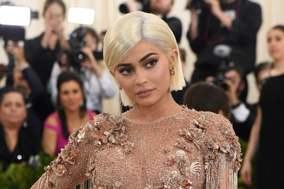The most generous Kylie Jenner fan donated $500.