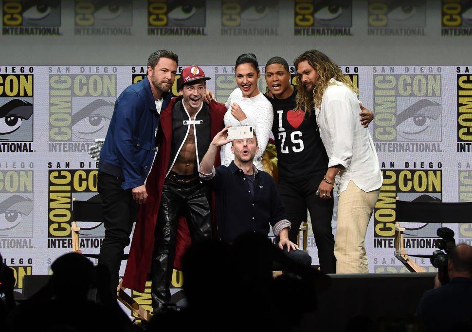 San Diego Comic Con 2018 Details