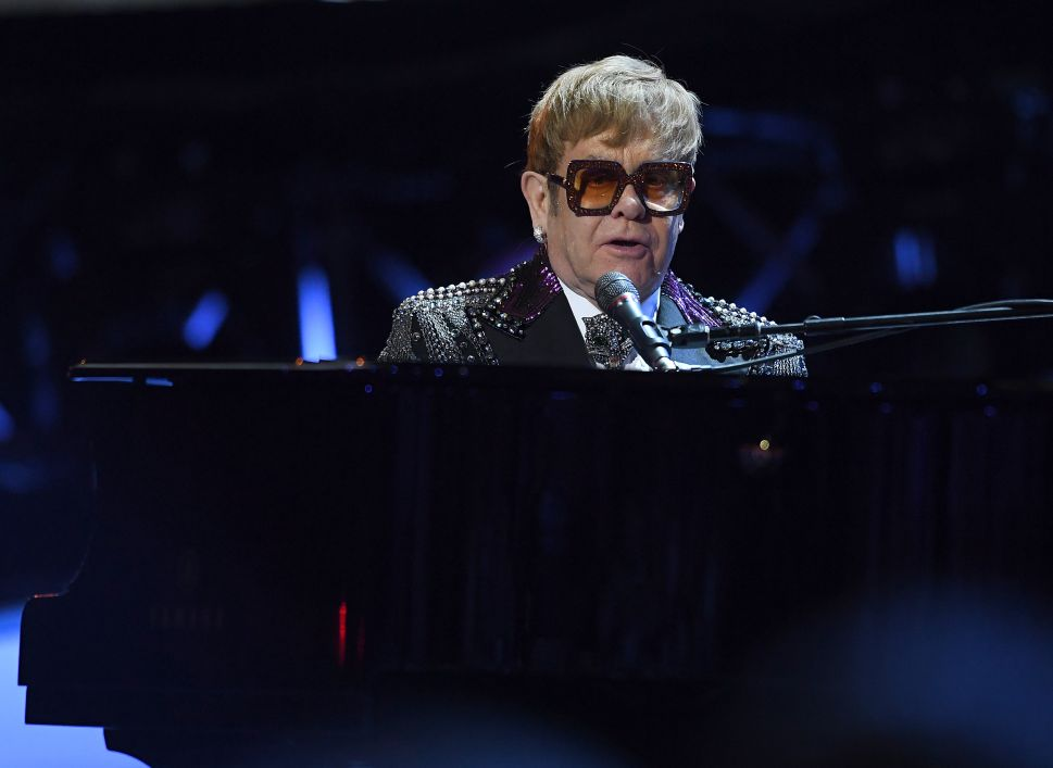 """Elton John was dragged into the fight between President Donald Trump and Kim Jong-un thanks to his song """"Rocket Man."""""""