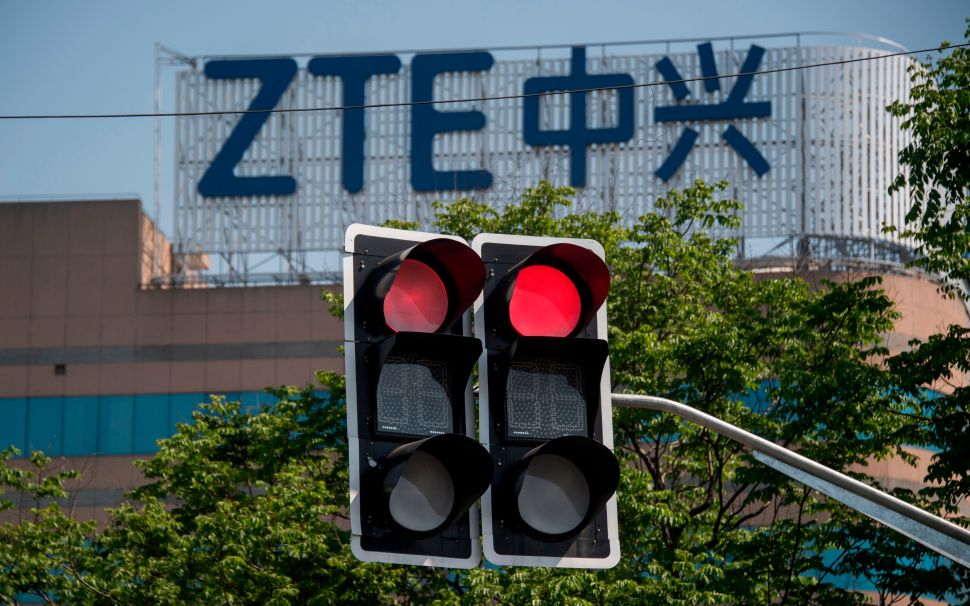 Trump wanted to pardon ZTE in exchange for a trade deal.