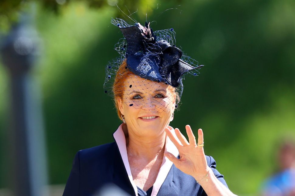 Sarah Ferguson will make the cut this time around.