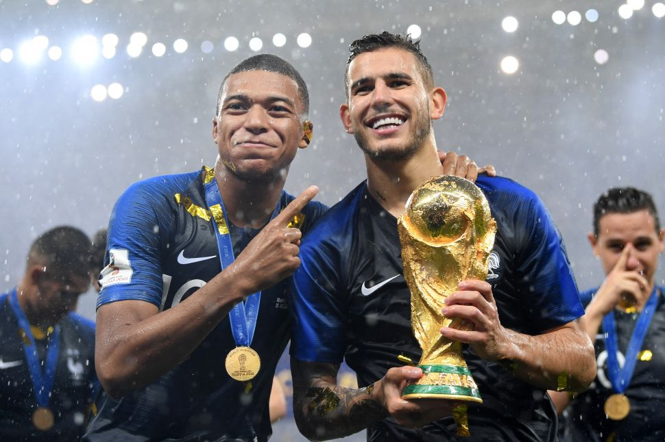 The ticket price for the 2018 World Cup is the highest in the tournament's history.