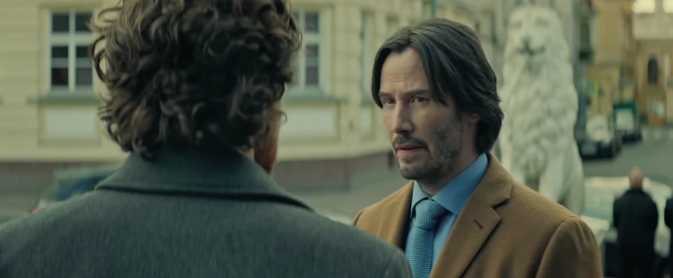Keanu Reeves stars in 'Siberia'