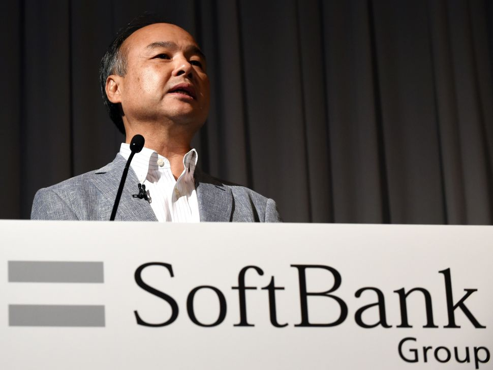 For SoftBank founder and CEO Masayoshi Son, a long-term vision means 300 years.