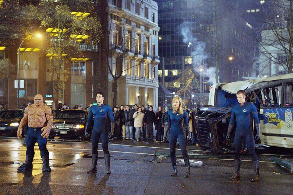 Recasting Fantastic Four MCU