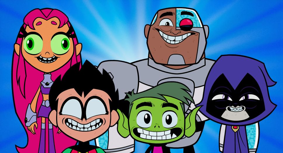 Teen Titans Go! To The Movies DC Films Warner Bros. Marvel